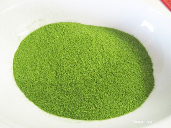 Polvere di spinaci
