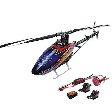 Align T-REX 470LM Dominator RC Helicopter RH47E01XT Super Combo