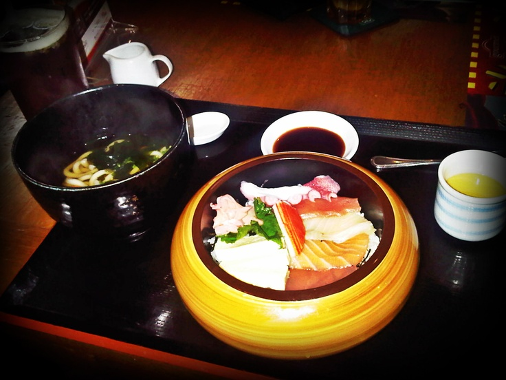 another chirashi set