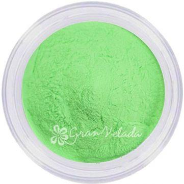 Colorante para velas Verde Fosforescente (brilla en la oscuridad)