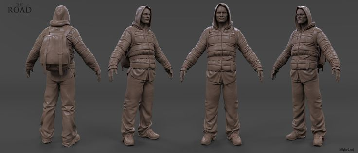 ArtStation - The Road, Billy Lord
