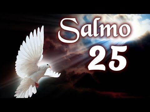 Salmo 25 - Se llama a Dios en la prueba HD. - YouTube