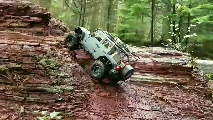 """Trx4 ** Scx10""""ll and scx10 Jeep Madness ⏳"""
