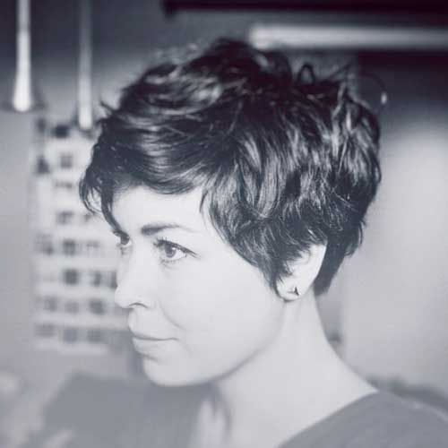 35 Short Haircuts for Thick Hair | 2013 Short Haircut for Women