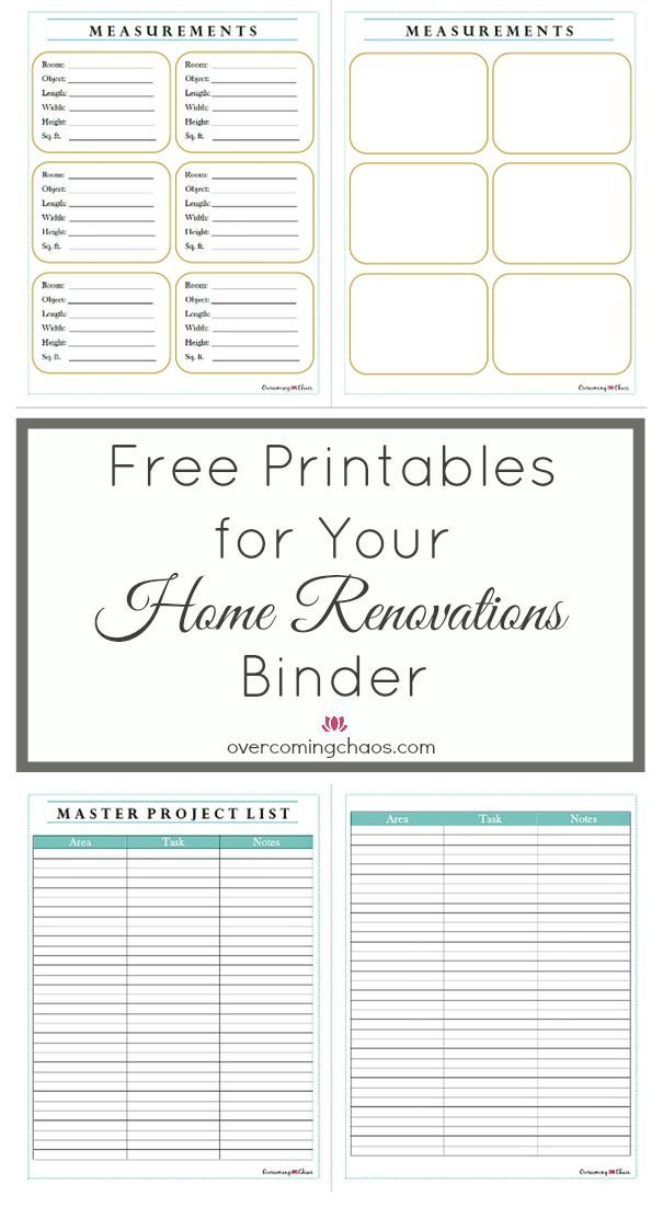 New Images Home Renovation Binder Popular Diy May Be A Little