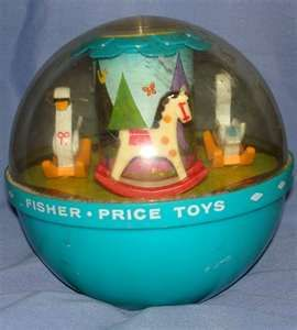 Vintage toys. I remember this from childhood...