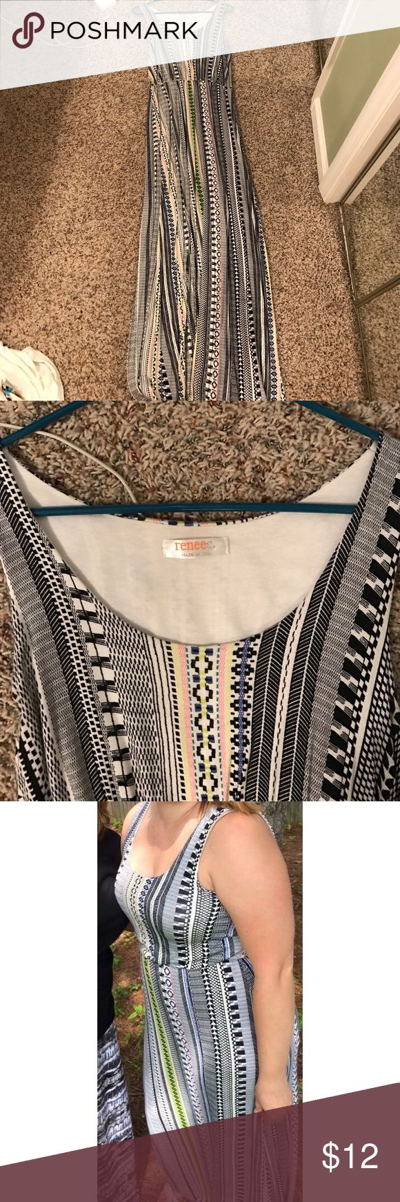 Stitch Fix Maxi Dress Worn one time Dresses Maxi