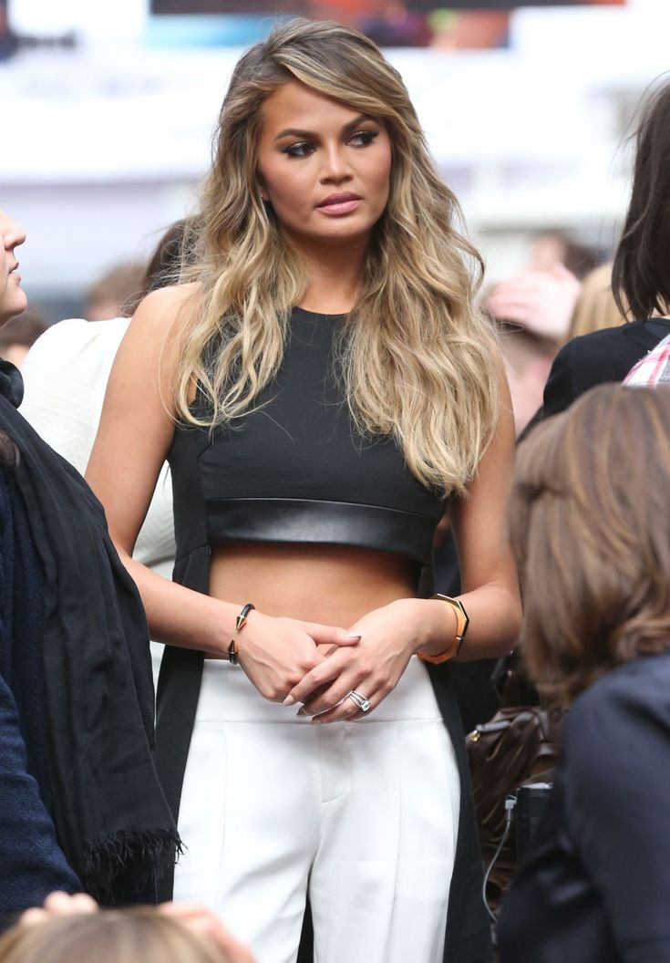 chrissy teigen hair color - Yahoo Image Search Results