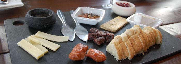 Artisan Tasting Plate – Sea Cider Farm & Ciderhouse, Saanichton, Vancouver Island