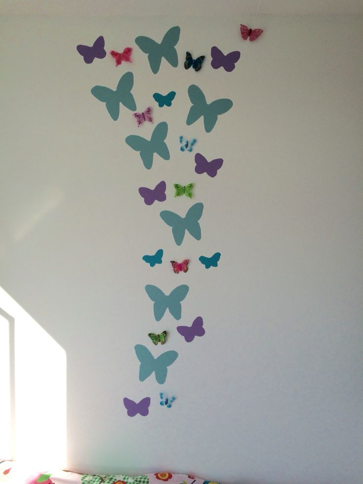 #Butterfly's in #childrensroom