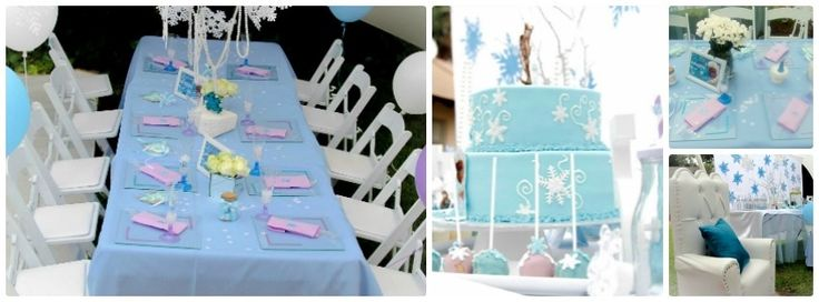 #Frozenparty by Elegant kids events, South Africa