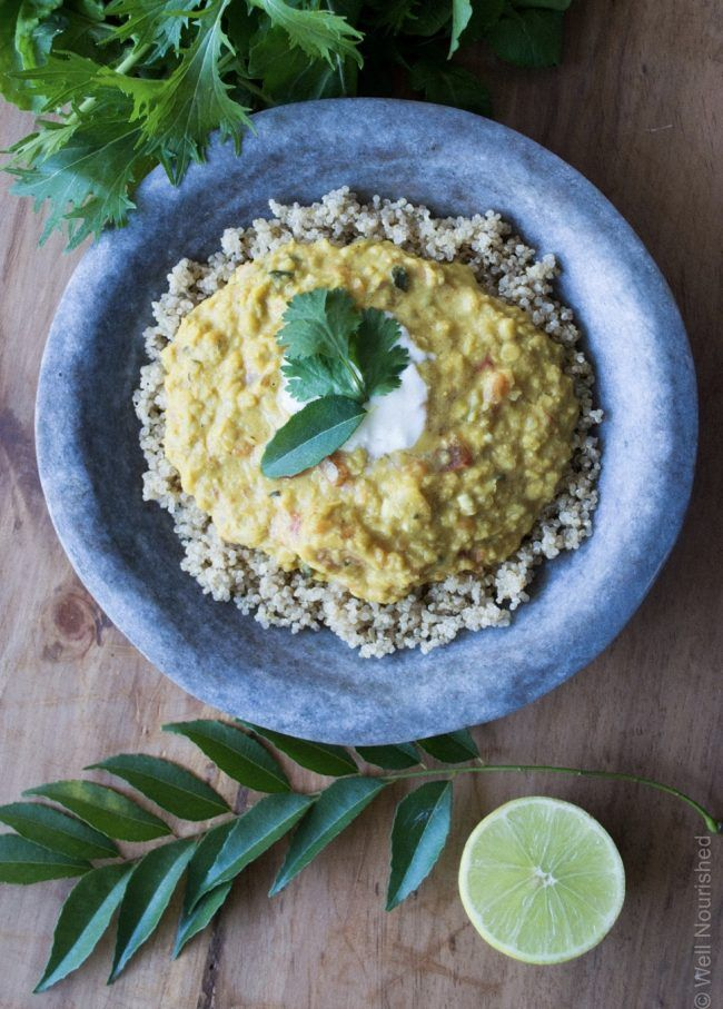 one pot easy dhal recipe