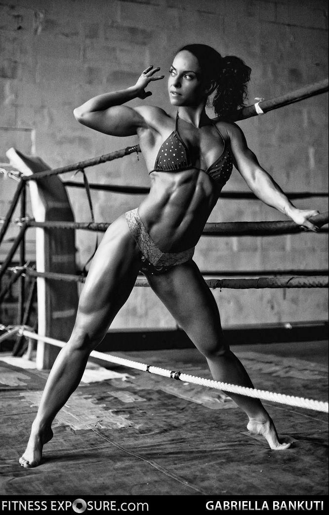 Gabriella Bankuti - Definition of definition! Fitness Motivation/Inspiration!