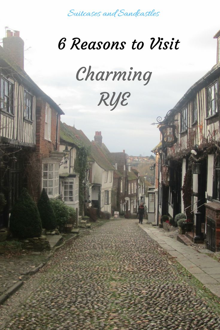 6 Reasons to Visit Charming Rye, prettiest town in UK