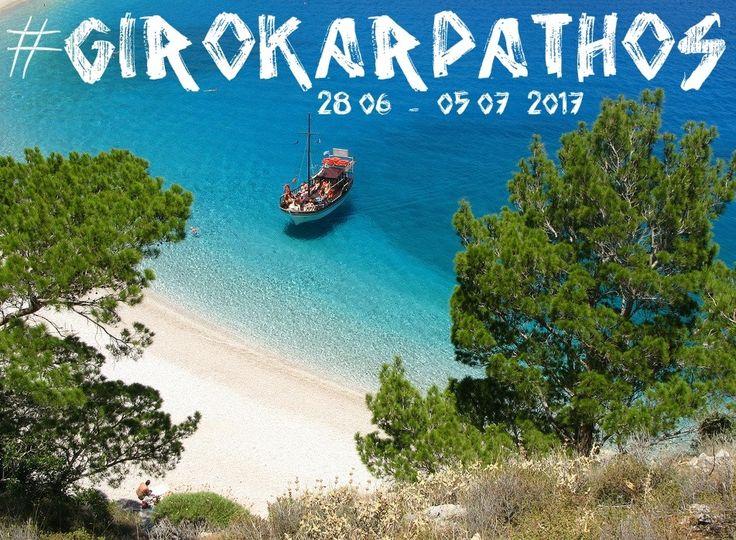 Italian Bloggers 'Fall in Love' with Karpathos.
