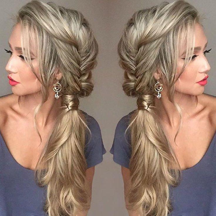 Stupendous 1000 Ideas About Hair Extension Hairstyles On Pinterest Short Hairstyles Gunalazisus