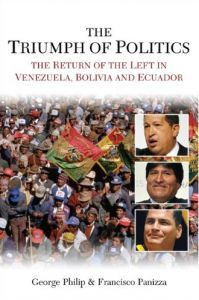 After the financial crises put free market evangelism on the defence, the message of 21st socialism has found increasing resonance across Latin America and abroad. The Triumph of Politics gives a comparative and historical overview of the governments of Hugo Chavez, Evo Morales and Rafael Correa at a time of deep divisiveness and political conflict in the region.