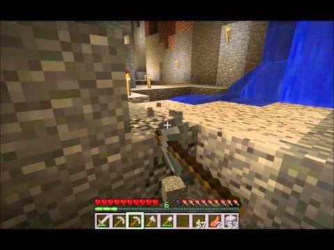Lets Play Minecraft Survival - Part 6 - Does this mean we are creeper?!
