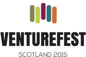 Venturefest Scotland 2015 Logo