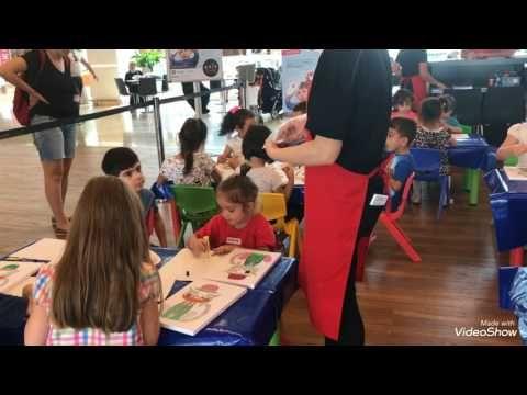 AXİS AVM TASARIM ETKİNLİKLERİ – Montessori Etkinlikleri