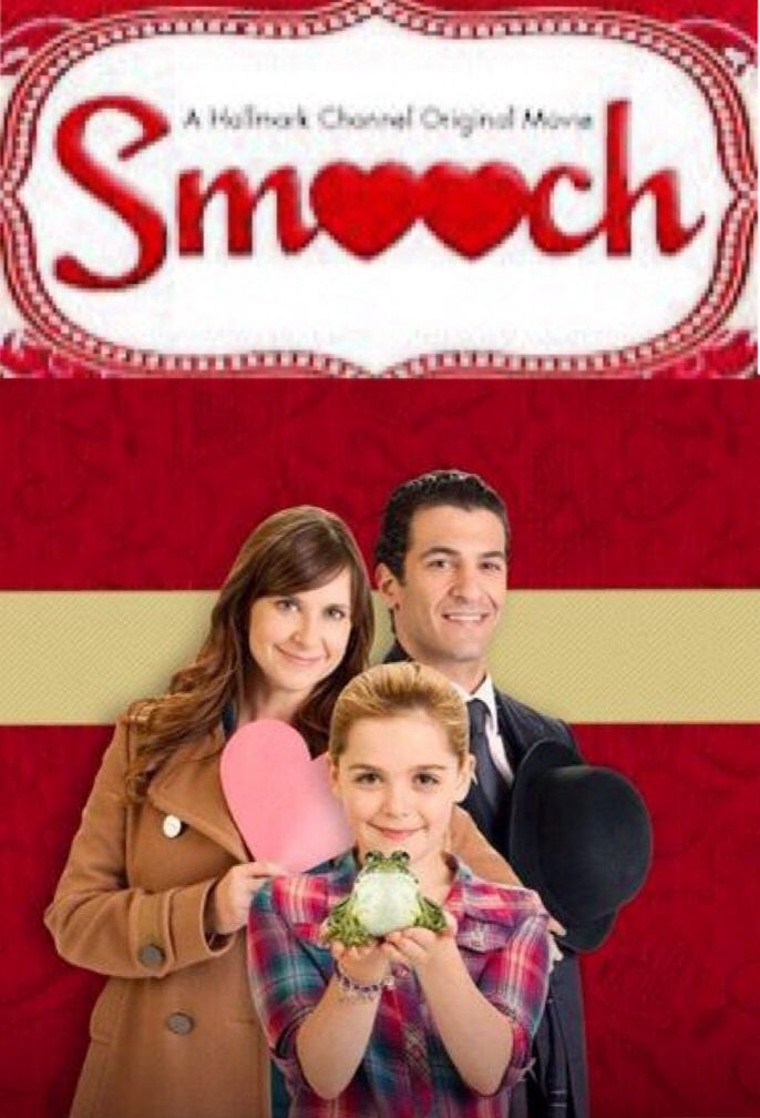 Cute Hallmark movie:)