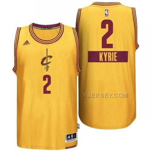 http://www.yjersey.com/nba-cleveland-cavaliers-2-kyrie-irving-gold-201415-christmas-day-swingman-jerseys.html NBA CLEVELAND CAVALIERS 2 KYRIE IRVING GOLD 2014-15 CHRISTMAS DAY SWINGMAN JERSEYS Only 36.00€ , Free Shipping!