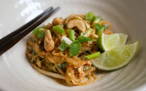 raw noodle pad thai kelp Kelp Noodle (raw) try wait Thai amazing to can't this  Pad