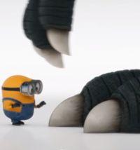 "Crunchyroll - VIDEO: TOHO Cinemas Promo Features ""Godzilla"" vs. ""Minions"""