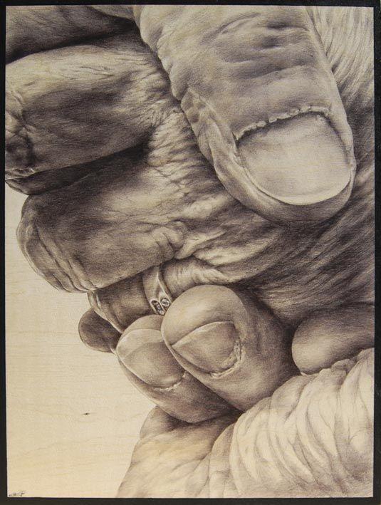 78 besten bleistift bilder auf pinterest bleistift for Amazing hand drawings
