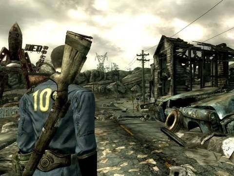 Fallout 3 Cheat: Score the Experimental MIRV!