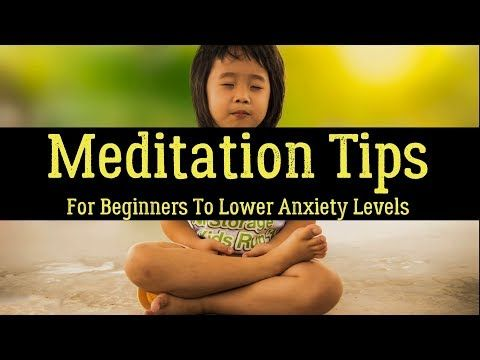 Meditation Tips And Tricks For Beginners To Help With Stress Relief
