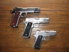 Which is considered the best 45 caliber pistol? - Quora