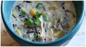 Mardi gras au riz sauvage   Club Bien Mincir