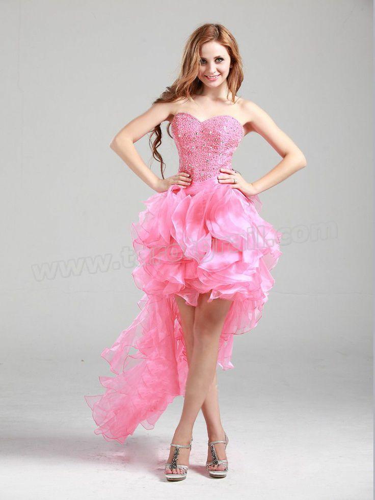 113 besten Party Dresses Bilder auf Pinterest | Homecoming kleider ...