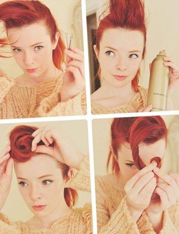 60er Jahre Frauen Frisuren Stil Kunstler