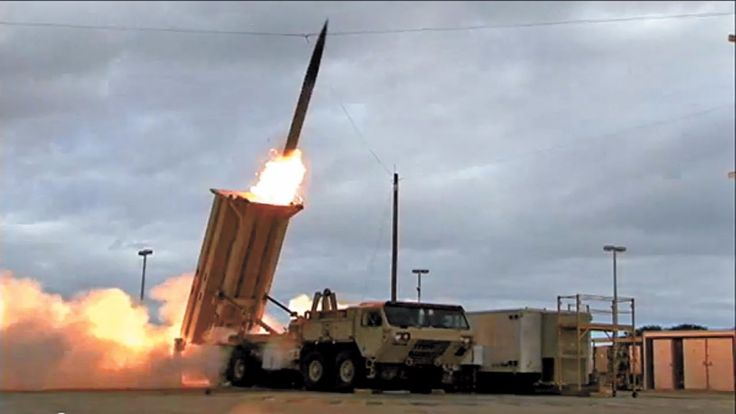 U.S. Deploys Most Advanced Anti-Ballistic Missile Defense  System To Sou...