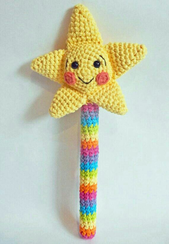 Estrella Amigurumi Kawaii : 415 best images about munecos ganchillo on Pinterest ...