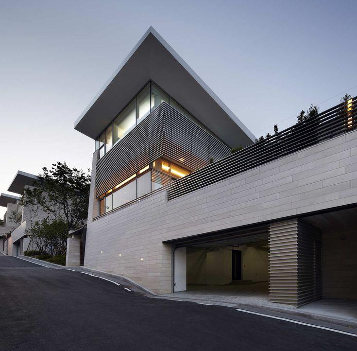 Galeria De Seongbuk Gate Hills / Joel Sanders Architect And Haeahn  Architecture   5