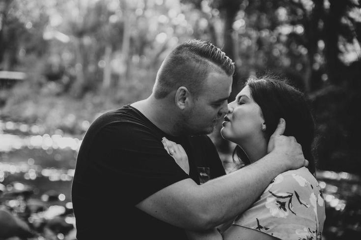 The Currumbin valley is a dream for Gold Coast engagements!