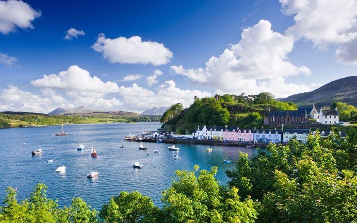 Isle of Skye #Scotland #Glasgow2014 #commonwealthgames www.glasgow2014.com