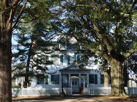 Pope-Golson House - home of Dr. Edgar A. Pope - Autauga County, AL