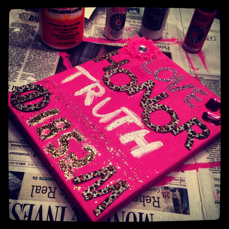 Phi mu.... Craft fo my future little