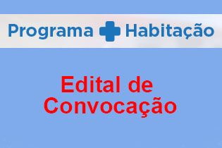 Edital de Convocação - Programa Habitacional de Luziânia