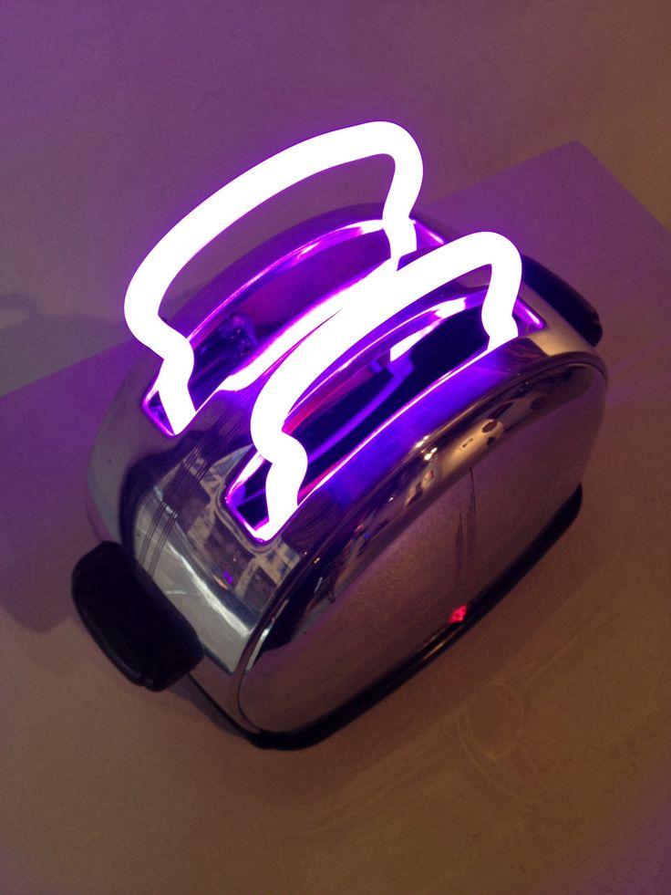 Gallery13  Jim benkowski  Steam Punk Vintage neon toasters
