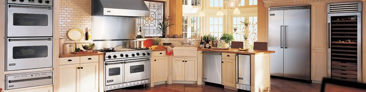 Viking Appliances The very best for the best Cooks!