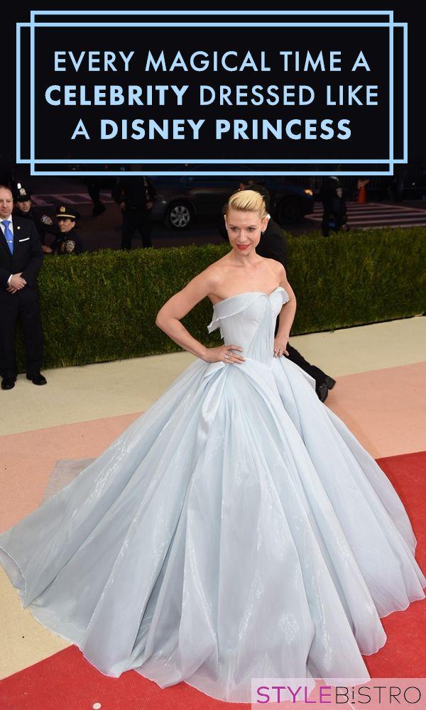 Every Magical Time a Celebrity Dressed Like a Disney Princess