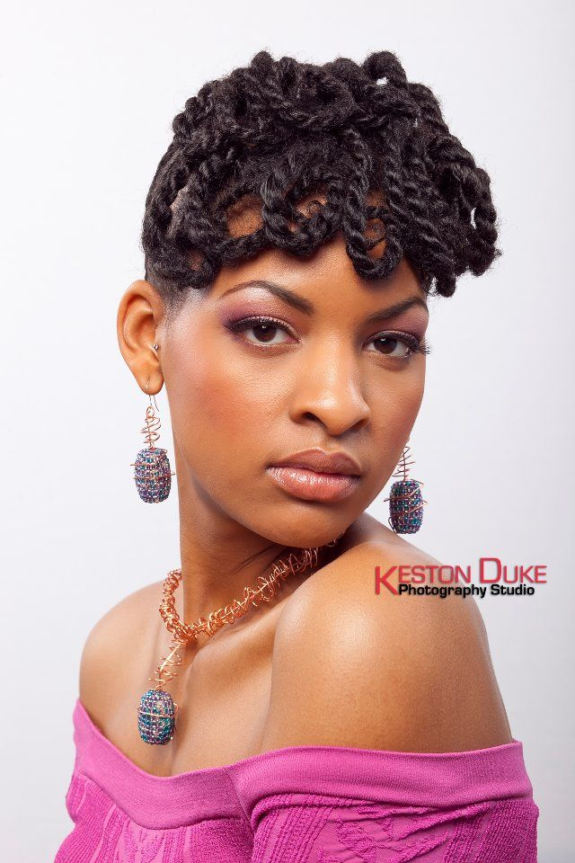 17 best ideas about Natural Twist Hairstyles on Pinterest