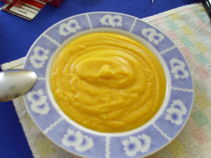 Crema de Zanahoria, estilo Wen