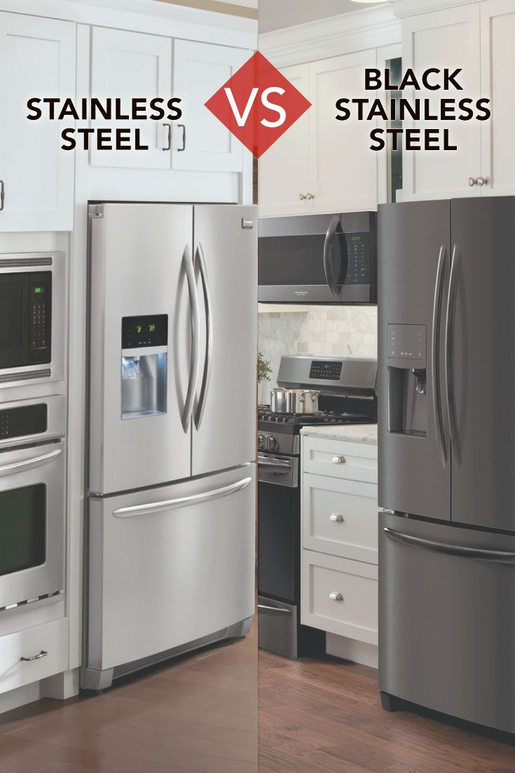 We Canu0027t Decide! Which Frigidaire Style Would You Prefer In Your Kitchen?