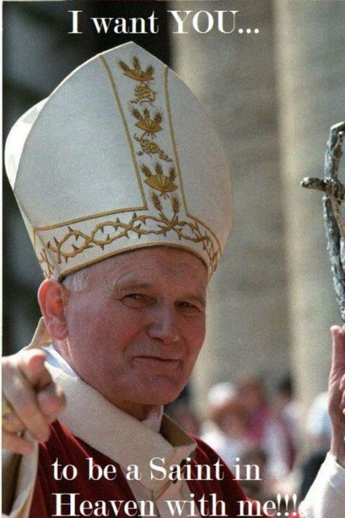 "Novena to John Paul II with Reflections by Pope Benedict DAY 2 """"Follow me! In July 1958 the young priest Karol Wojtyla began a new stage in his journey with the Lord and in the footsteps of the Lord. Follow me – Karol Wojtyla accepted the..."